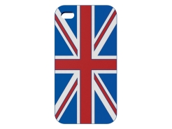 Etui silikonowe BUD do iPhone 4 - UK