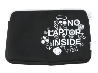 Etui do laptopa WANTED No Laptop Inside
