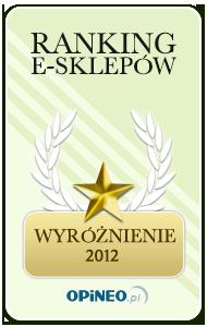 Wyróżnienie dla sklepu Fnak.pl